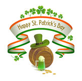 Saint Patrick's Day. Royalty Free Stock Photo