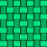 Saint Patrick's day abstract green background Stock Photo