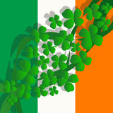 Saint Patrick's Day background Stock Photo