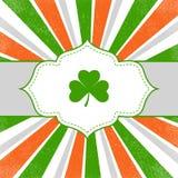 Saint Patricks Day background Royalty Free Stock Photography