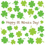 Saint Patrick s Day Card Royalty Free Stock Photo