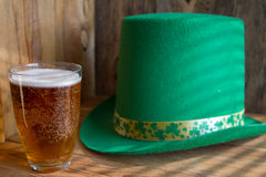 Saint Patrick`s Day concept. Royalty Free Stock Photo