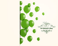Saint Patrick's Day Design Royalty Free Stock Image