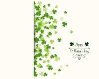 Saint Patrick's Day Design Stock Photography