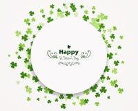 Saint Patrick's Day Design Stock Photo