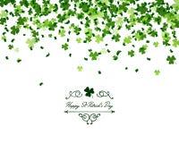 Saint Patrick's Day Design Stock Image