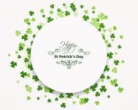 Saint Patrick's Day Design Stock Photos