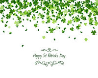 Saint Patrick's Day Design Royalty Free Stock Images