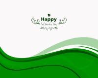 Saint Patrick's Day Design Stock Images