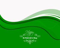 Saint Patrick's Day Design Royalty Free Stock Photography