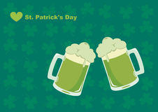 Saint Patrick's Day. Holiday background. Vector illustration. Festive card. St. Patrick background. Festive vector illustration. Funny vector illustration. Saint Royalty Free Stock Image