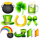 Saint Patrick's Day Object. Easy to edit vector illustration of Saint Patrick's Day object stock illustration