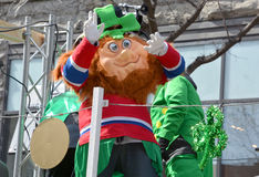 Saint Patrick's Day Parade Stock Photos
