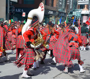 Saint Patrick's Day Parade Stock Image