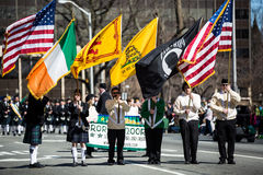 Saint Patrick's Day Parade Stock Photography