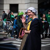 Saint Patrick's Day Parade Stock Images
