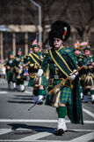 Saint Patrick's Day Parade Stock Photo