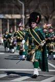 Saint Patrick's Day Parade Stock Photo