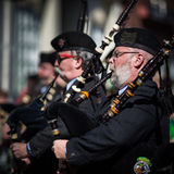 Saint Patrick's Day Parade Stock Image