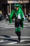Saint Patrick's Day Parade Royalty Free Stock Photos