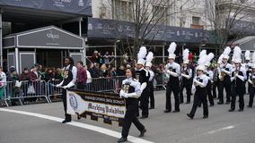 The 2015 Saint Patrick's Day Parade 223 Stock Images