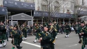 The 2015 Saint Patrick's Day Parade 152 Stock Photo