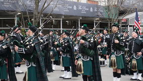 The 2015 Saint Patrick's Day Parade 174 Royalty Free Stock Images