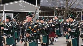 The 2015 Saint Patrick's Day Parade 175 Stock Image