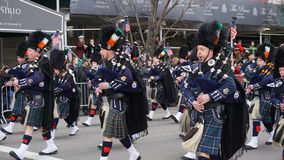 The 2015 Saint Patrick's Day Parade 206 Royalty Free Stock Photos