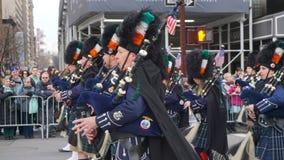 The 2015 Saint Patrick's Day Parade 207 Stock Photos