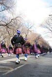 Saint Patrick's Day Parade, NYC Royalty Free Stock Photography