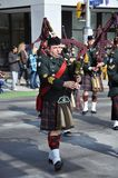Saint Patrick's Day parade, Ottawa Stock Photos