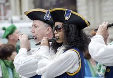Saint Patrick's Day Parade Royalty Free Stock Photography