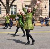 Saint Patrick's Day Parade. Stock Photo