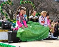 Saint Patrick's Day Parade. Royalty Free Stock Photography