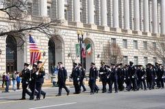 Saint Patrick`s Day Parade. Royalty Free Stock Photos