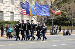 Saint Patrick`s Day Parade. Stock Photography