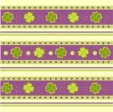 Saint Patrick's Day pattern. Vector illustration of Saint Patrick's Day pattern Royalty Free Stock Photography