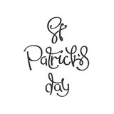 Saint Patrick`s Day Royalty Free Stock Images