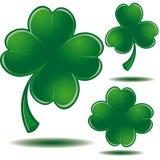 Saint Patrick's day symbol Stock Image