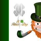 Saint patrick`s day Stock Photography