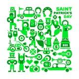 Saint Patrick`s Day Royalty Free Stock Photos