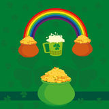 Saint Patricks Day Stock Photography