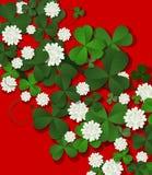 Saint Patrick's Day wallpaper Stock Image