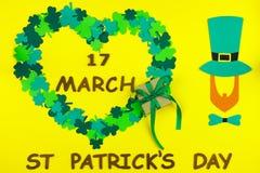 Saint Patrick`s Day stock photography