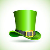 Saint Patrick's Hat Royalty Free Stock Photo