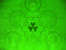 Saint Patricks background Stock Photo