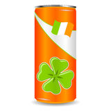 Saint Patricks can Royalty Free Stock Images