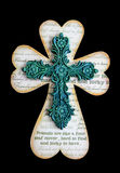 Saint Patricks Cross Royalty Free Stock Images