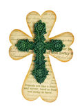 Saint Patricks Cross Stock Image